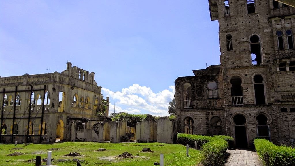kellie's castle, kellie's castle ruin