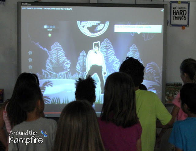 Seriously FUN Ways to Teach Shapes~Get your dance moves on!