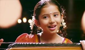 Best Female Playback Singer Uttara Unnikrishanan for song Azhagu in Saivam
