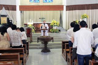 Baptis Balita dan Anak, 6 September 2015