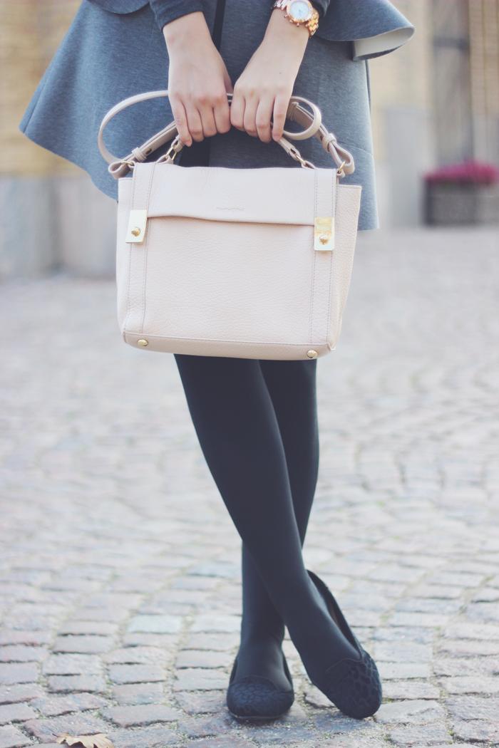 See By Chloe pearl bag satchel fashion blog