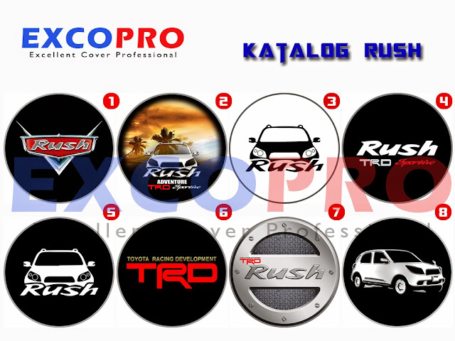 Cover Ban Serep Mobil Toyota Rush