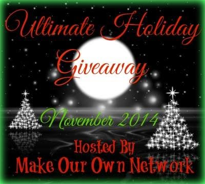 Ultimate Holiday Giveaway Pk #6