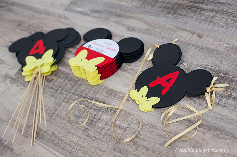 design Mickey Mouse