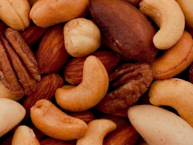 Imagenes de frutos secos