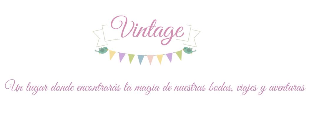 Vintage Bodas by Marta Quintero