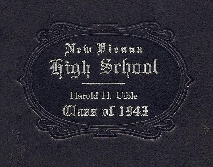 1943 HH High School Diploma