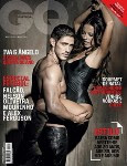 Iva e Angelo quentes na GQ