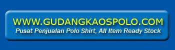 Gudang Kaos Polo