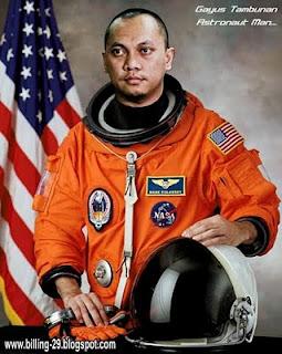 gambar gambar lucu gayus terbaru astronot