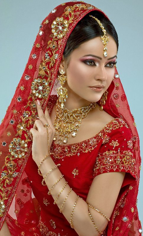 indian bridal makeup tips. Bridal Makeup 2011