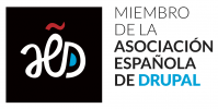 Miembro Asociación Española Drupal