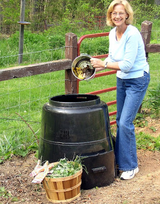 compostar residuos cocina