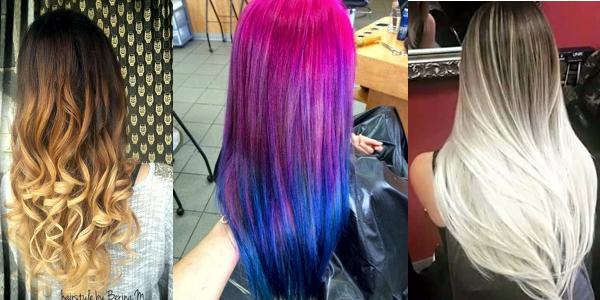 Stunning ombre hairstyles urmus Gallery