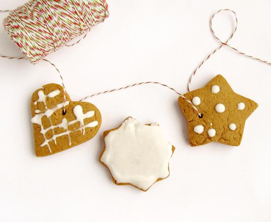 кухня, Ginger cookies