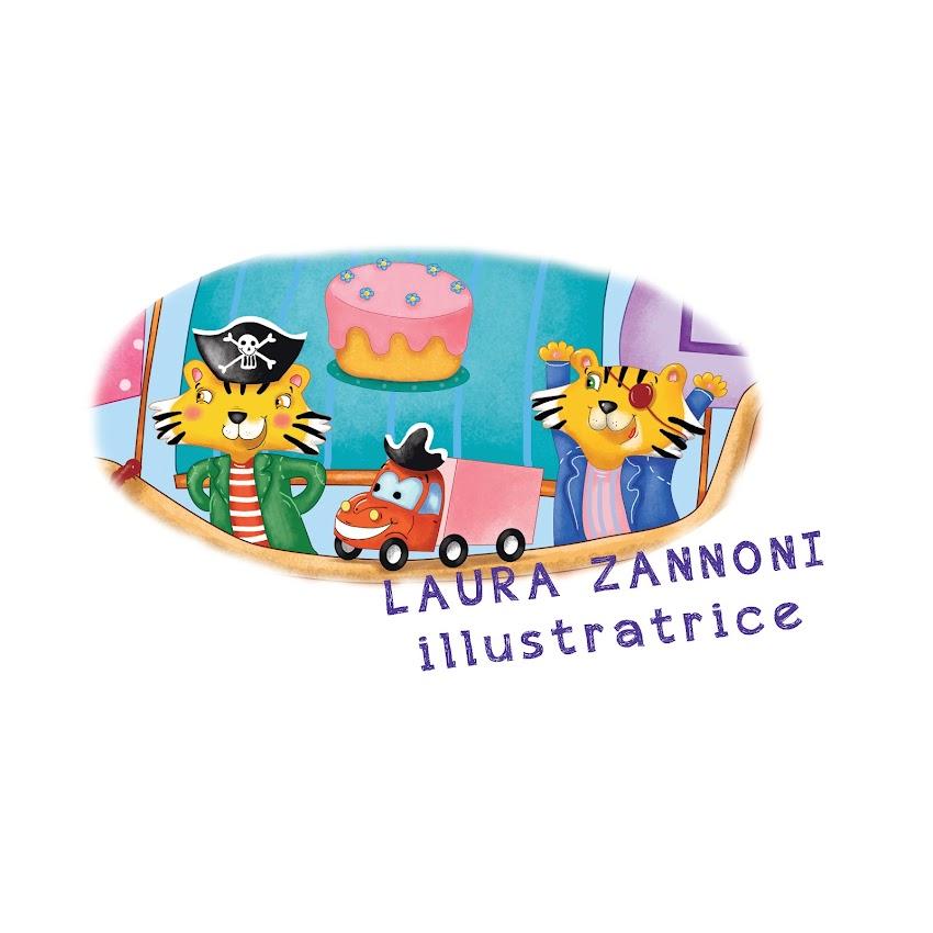 LAURA ZANNONI illustratrice