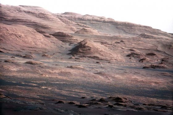 Megatsunamis en Marte
