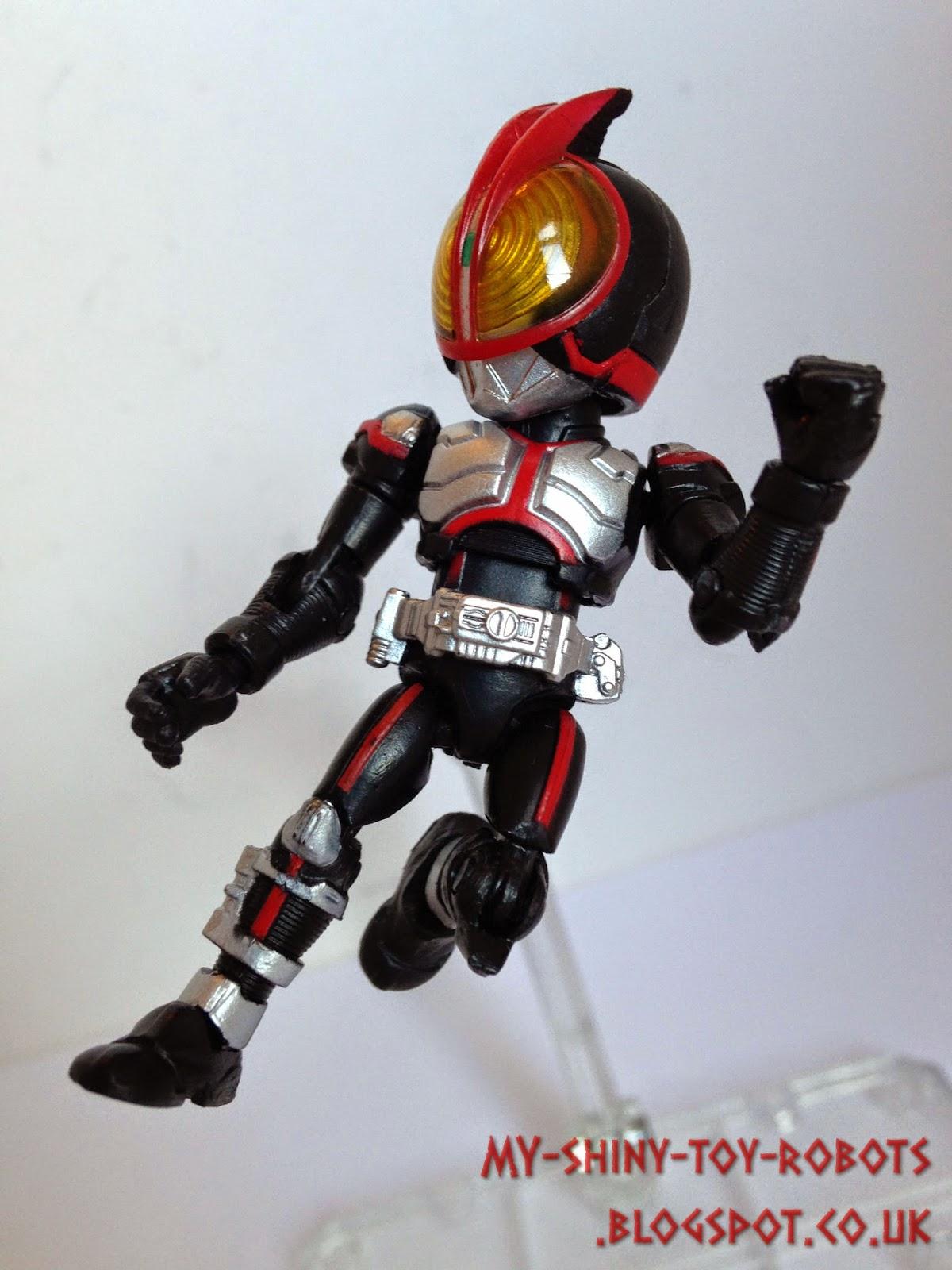 Rider Kick part 2!