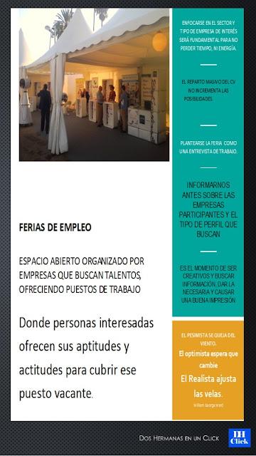 Echando-currículum-Ferias-empleo-para-qué-sirven
