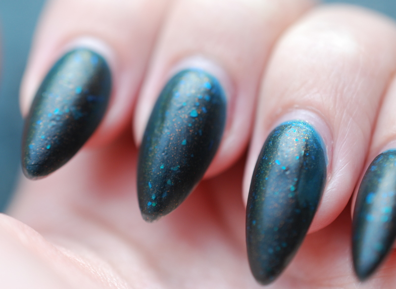 Bones And Lilies: Dance Legend Sub-Zero Nail Polish Review