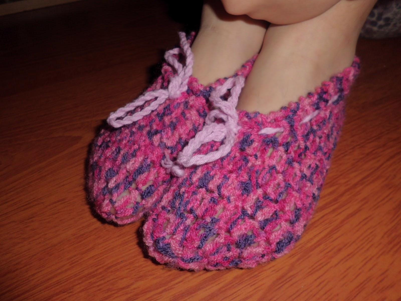 Amigurumis Ganchillo y mas: Patrón zapatillas crochet