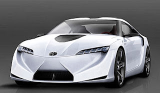 new toyota sport car concept design