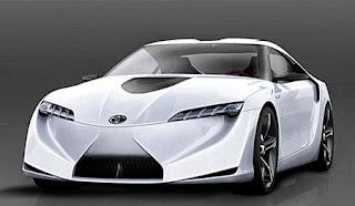 new toyota sport car concept design