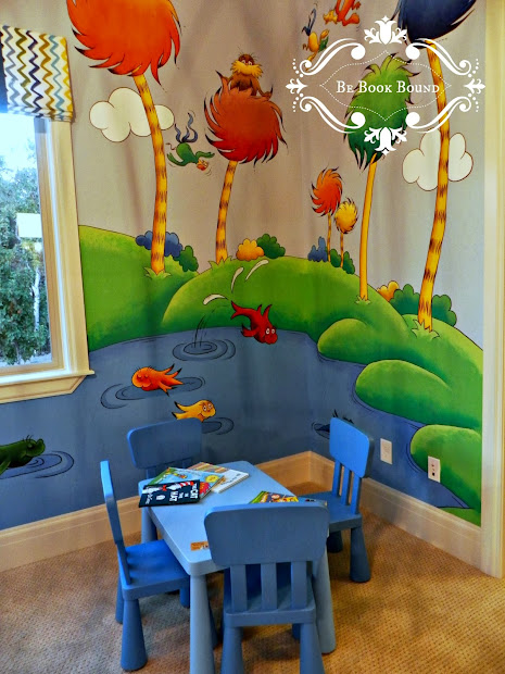 Bedroom Decorating Ideas Dr Seuss   Year Of Clean Water