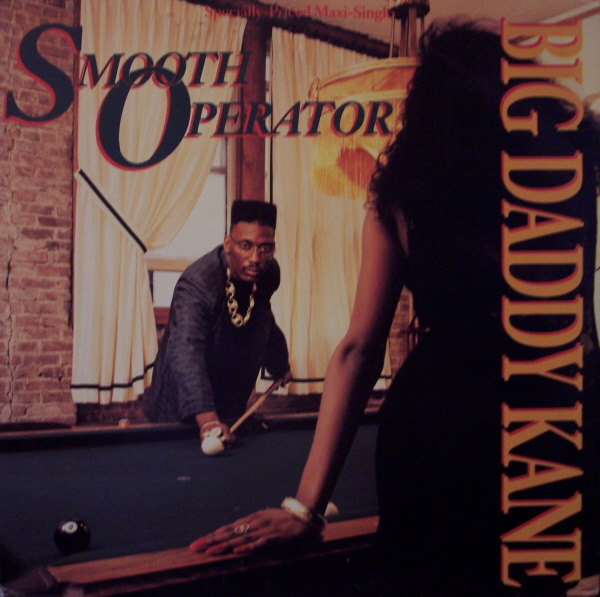Big Daddy Kane – Smooth Operator (VLS) (1989) (VBR)
