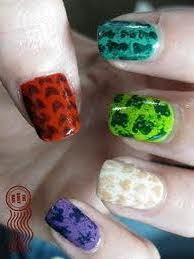 French Nails Art Designs Idea Picture for Girls