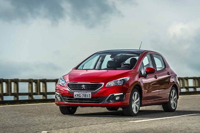 Novo Peugeot 308 2016