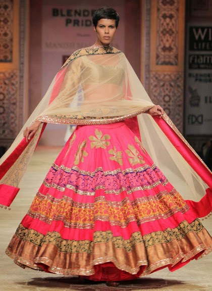 Best Bridal Lehenga Shopping in Delhi