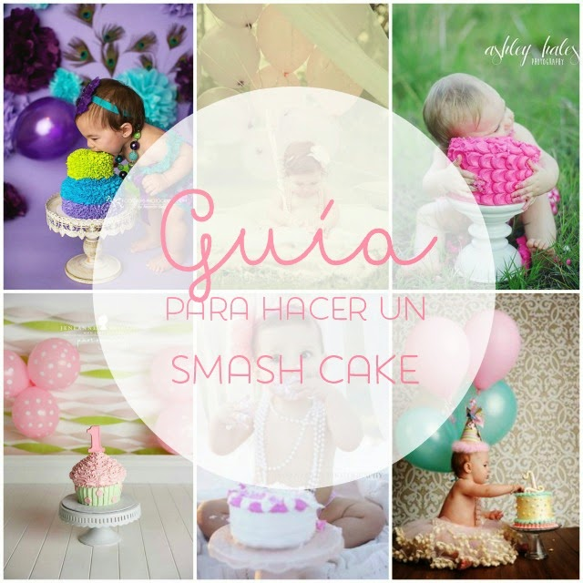 guia planificar smash cake
