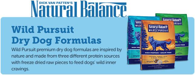 Natural Balance Dog Food Store Locator