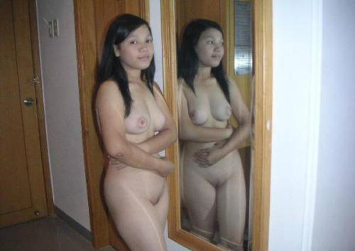 9 foto bugil cewek cantik body mulus telanjang bulat