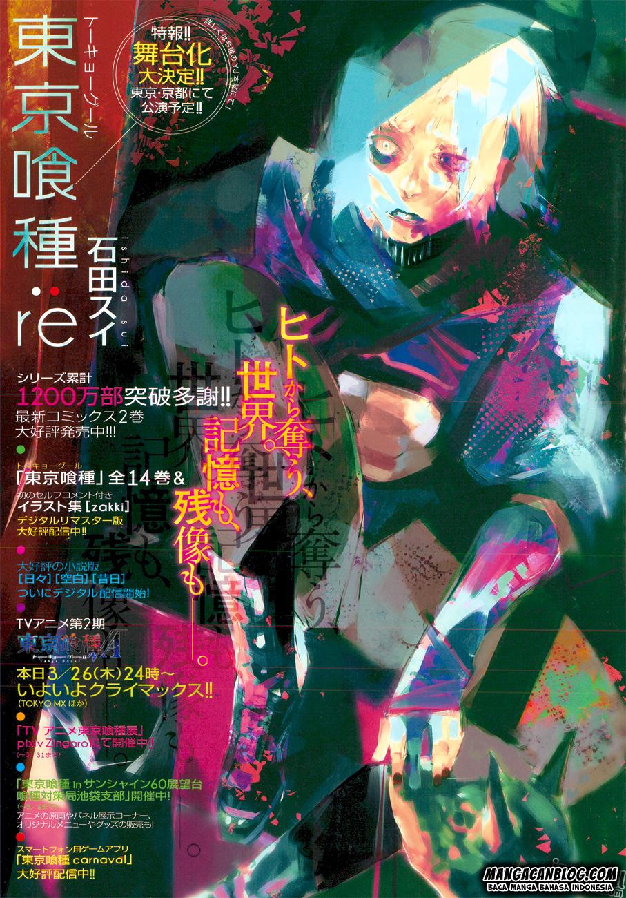 Komik tokyo ghoul re 022 - chapter 22 23 Indonesia tokyo ghoul re 022 - chapter 22 Terbaru 1|Baca Manga Komik Indonesia