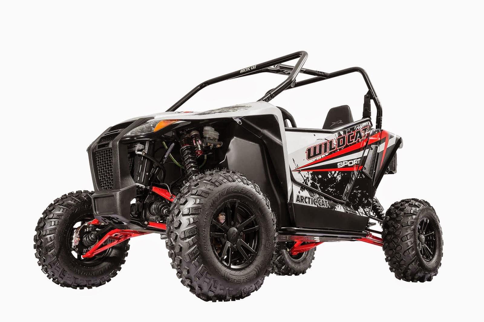 2015 Wildcat 700 Sport