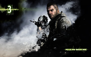 Call of Duty MW 3 HD Wallpaper