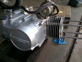 Modifikasi Motor Modifikasi Supra Fit 200cc