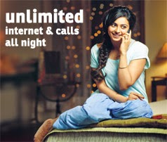 airtel night packs,airtel night store