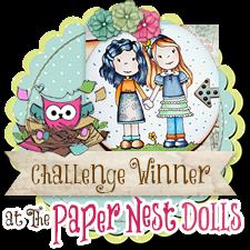 Paper Nest Dolls Challenge