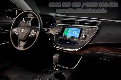 Toyota Camry 2016 mới nhất xuất hiện