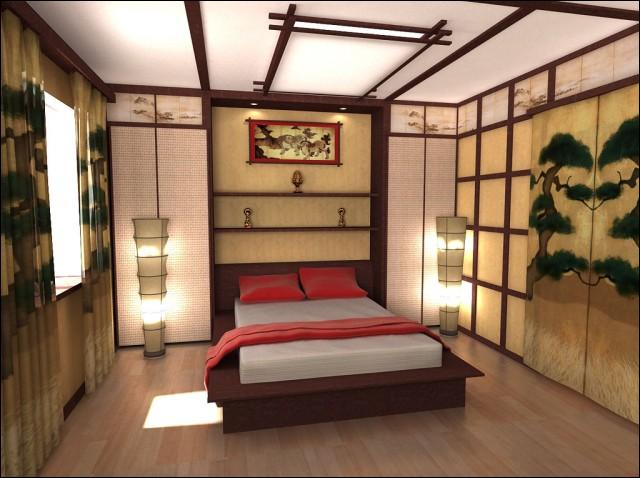 Exceptional Asian Bedroom Design Ideas Part 6