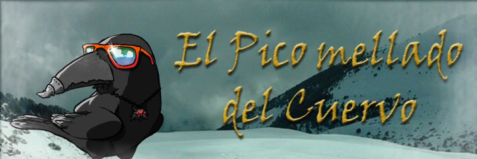 El Pico mellado del Cuervo