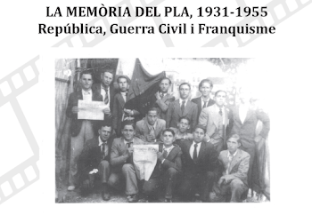 La memòria del Pla 1931-1955