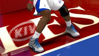NBA 2K13 Jordan Super.Fly 2 Shoes Patch