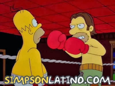 Los Simpson 8x03