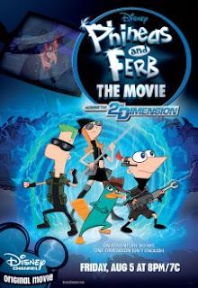 Phineas Y Ferb: A Traves De La Segunda Dimension (2011) online y gratis