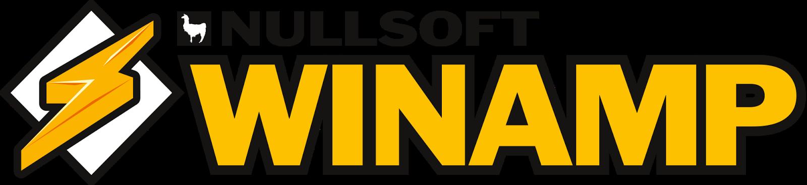 Nullsoft Winamp(ヌルソフト・ウィンアンプ)ロゴイメージ