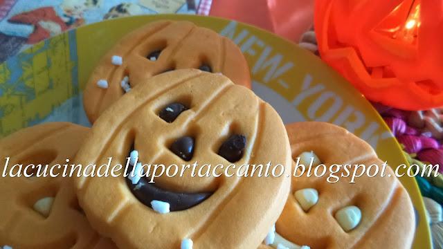 le zucche dolci di halloween